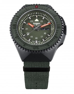 P69 Black Stealth Green (Natoband)