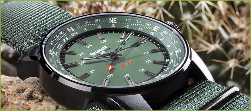 P68 Pathfinder GMT Green