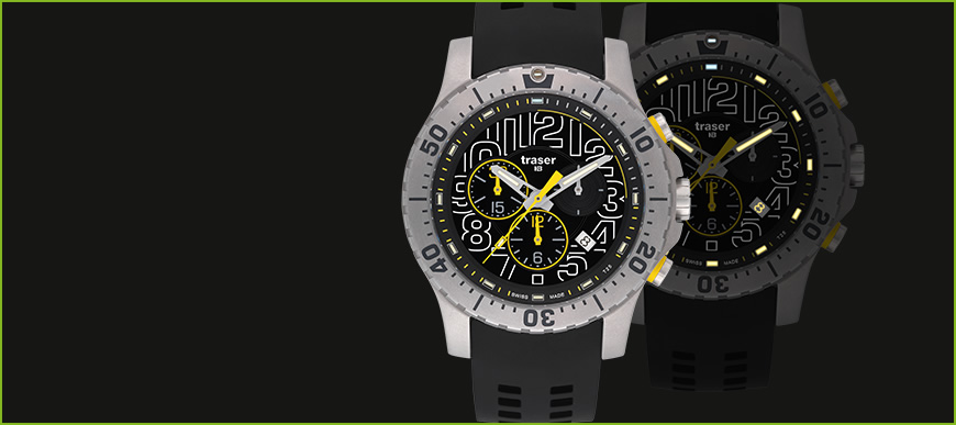 P66 Elite Chronograph